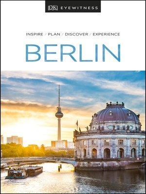 cover image of DK Eyewitness Berlin