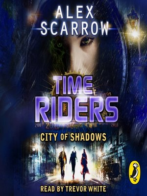 cover image of City of Shadows (Book 6)