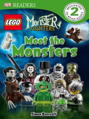 cover image of LEGO® Monster Fighters: Meet the Monsters