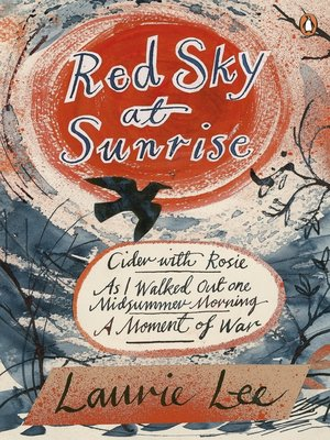 cover image of Red Sky at Sunrise