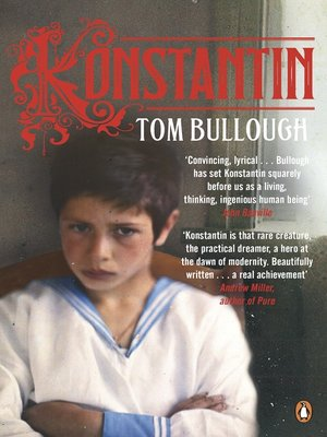 cover image of Konstantin