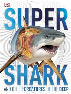 cover image of SuperShark