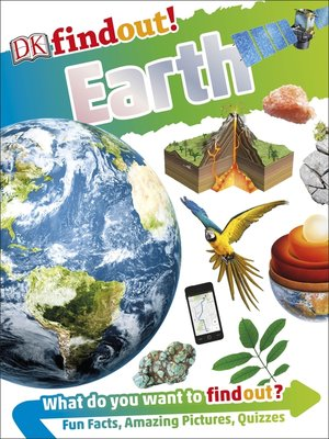 cover image of DKfindout! Earth