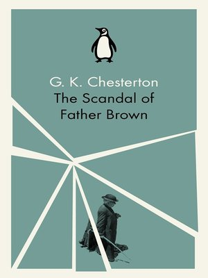 cover image of The Scandal of Father Brown