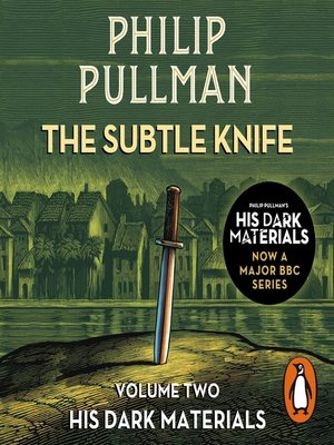 cover image of The Subtle Knife