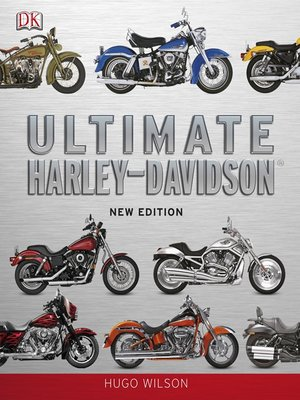 cover image of Ultimate Harley Davidson