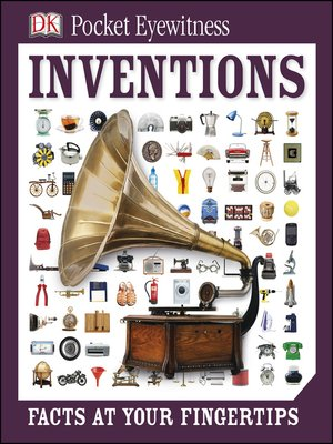 cover image of Pocket Eyewitness Inventions