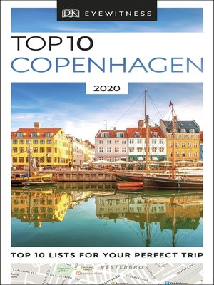 cover image of DK Eyewitness Top 10 Copenhagen