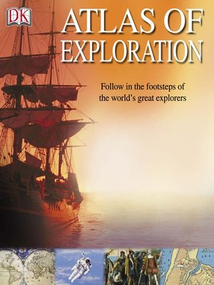 cover image of Atlas of Exploration