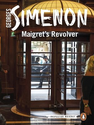 cover image of Maigret's Revolver