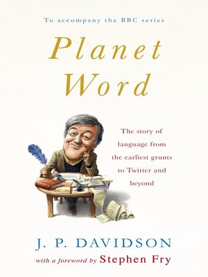 cover image of Planet Word