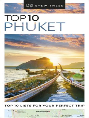 cover image of DK Eyewitness Top 10 Phuket