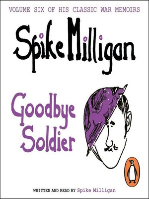 cover image of Goodbye Soldier