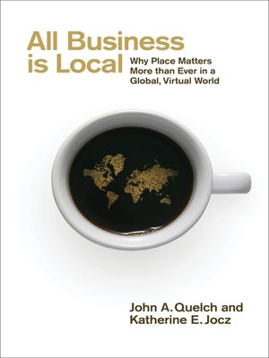 cover image of All Business is Local