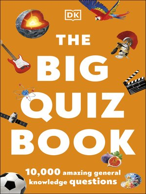 cover image of The Big Quiz Book