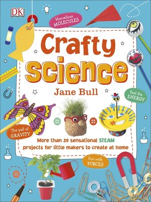 cover image of Crafty Science