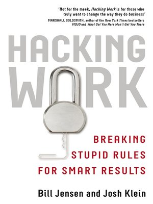 cover image of Hacking Work