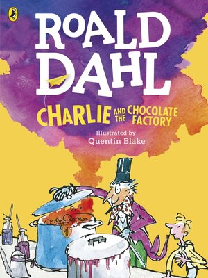 cover image of Charlie and the Chocolate Factory
