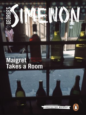 cover image of Maigret Takes a Room