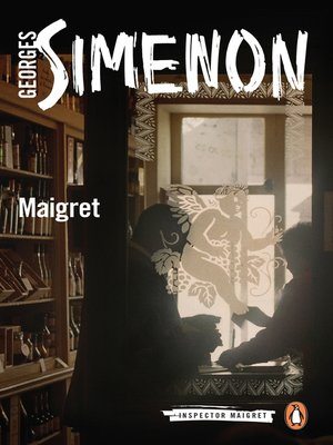 cover image of Maigret