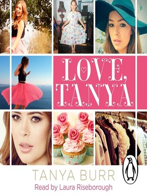 cover image of Love, Tanya