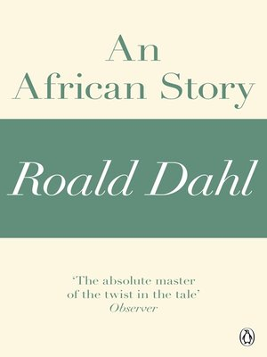 cover image of An African Story