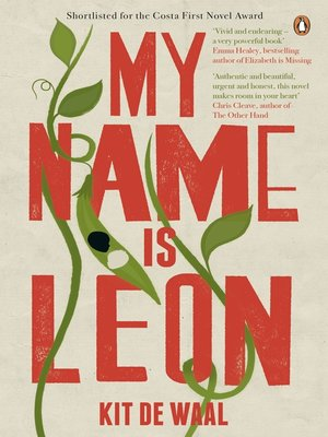 cover image of My Name Is Leon