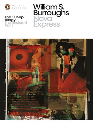 cover image of Nova Express