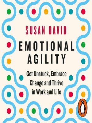 cover image of Emotional Agility