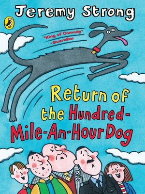 cover image of Return of the Hundred-Mile-an-Hour Dog