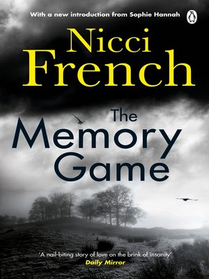 cover image of The Memory Game