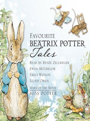 cover image of Favourite Beatrix Potter Tales