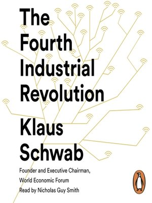 cover image of The Fourth Industrial Revolution