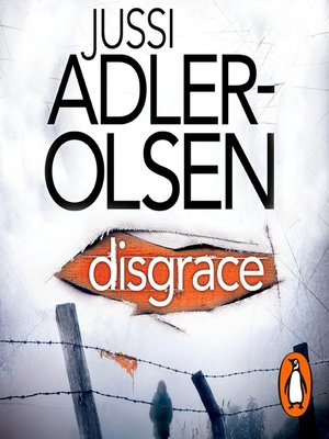 cover image of Disgrace