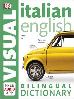 cover image of Italian-English Bilingual Visual Dictionary