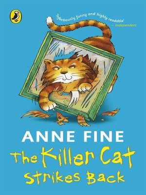 cover image of The Killer Cat Strikes Back