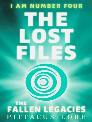 The Lost Files Pittacus Lore Pdf