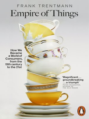cover image of Empire of Things