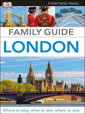cover image of Family Guide London