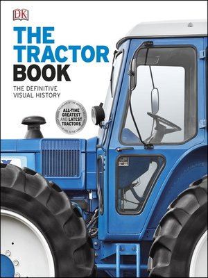 cover image of The Tractor Book