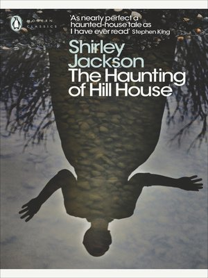 cover image of The Haunting of Hill House