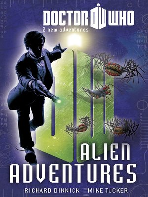 cover image of Doctor Who Book 3:  Alien Adventures
