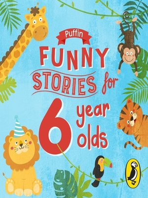 cover image of Puffin Funny Stories for 6 Year Olds