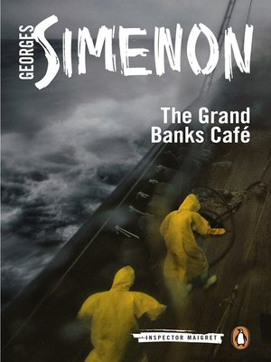cover image of The Grand Banks Café