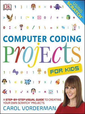 cover image of Computer Coding Projects For Kids