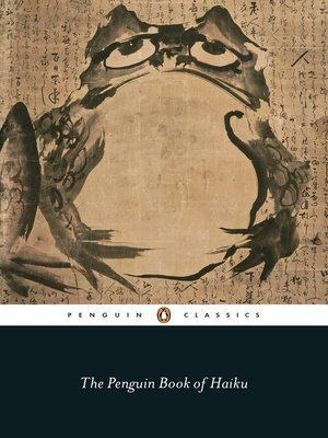 cover image of The Penguin Book of Haiku
