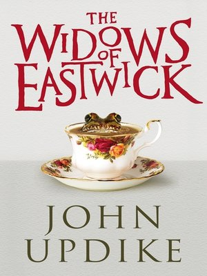 cover image of The Widows of Eastwick