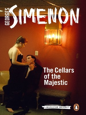 cover image of The Cellars of the Majestic