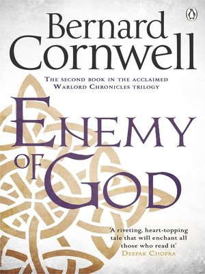 cover image of Enemy of God