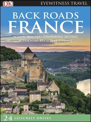 cover image of Back Roads France